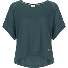 super.natural Motion Peyto Camiseta Mujer, sea moss